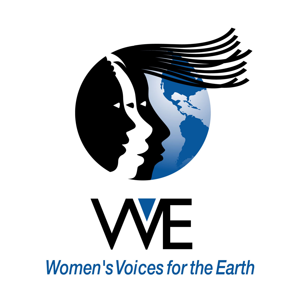 Women?s Voices for the Earth logo