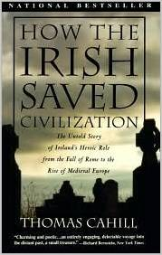 How Irish Saved Civilization